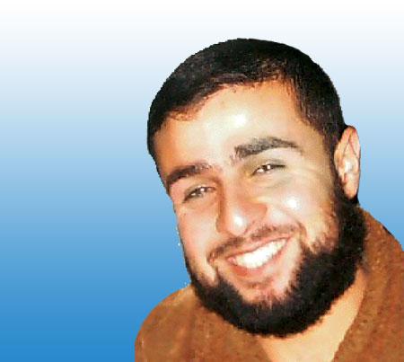 الشهيد جهاد محمد شلايل