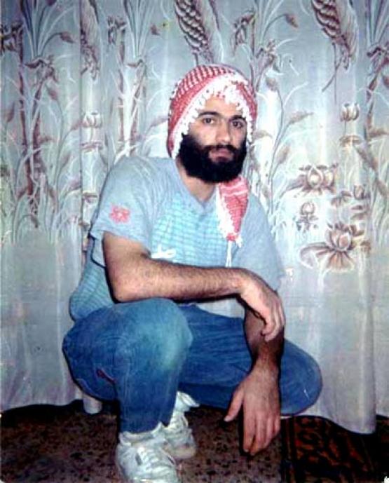 الشهيد القسامي/ صالح صوي نزال