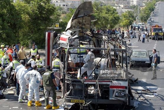 عملية الاستشهادي/  محمد هزاع الغول