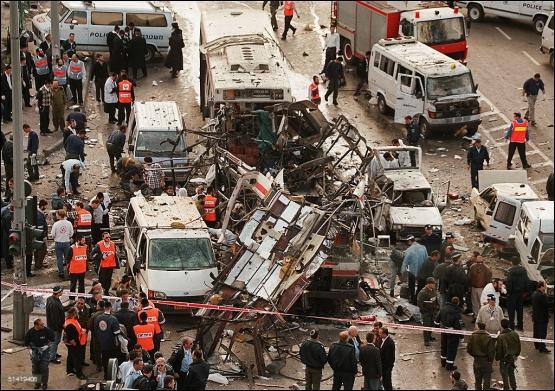 عملية الاستشهادي القسامي مجدي أبو وردة