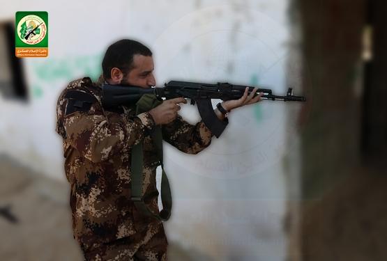 الشهيد القسامي القائد/ مازن فقها