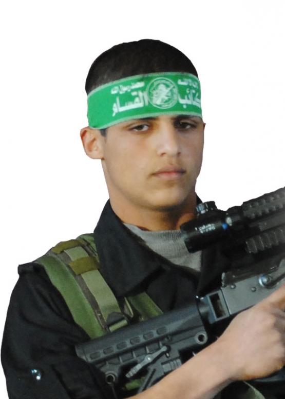 الشهيد القسامي / بلال سليمان خضر اللوالحة