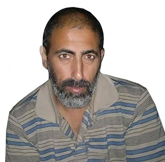 الشهيد القسامي/ إبراهيم إحمد محمود عابدين