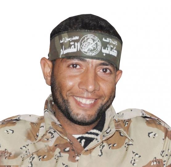 الشهيد القسامي / رائد إسماعيل محمد البردويل
