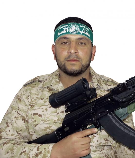 الشهيد القسامي/ هاني كامل عبد جودة