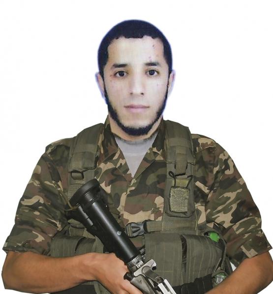 الشهيد القسامي / جهاد هاني عبد الهادي ضهير