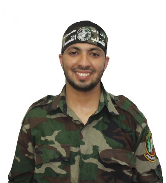 الشهيد القسامي : بلال أحمد سعيد الحشاش