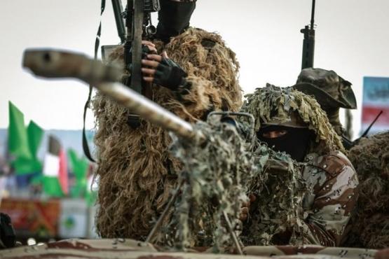 كتائب القسام - سلاح القنص