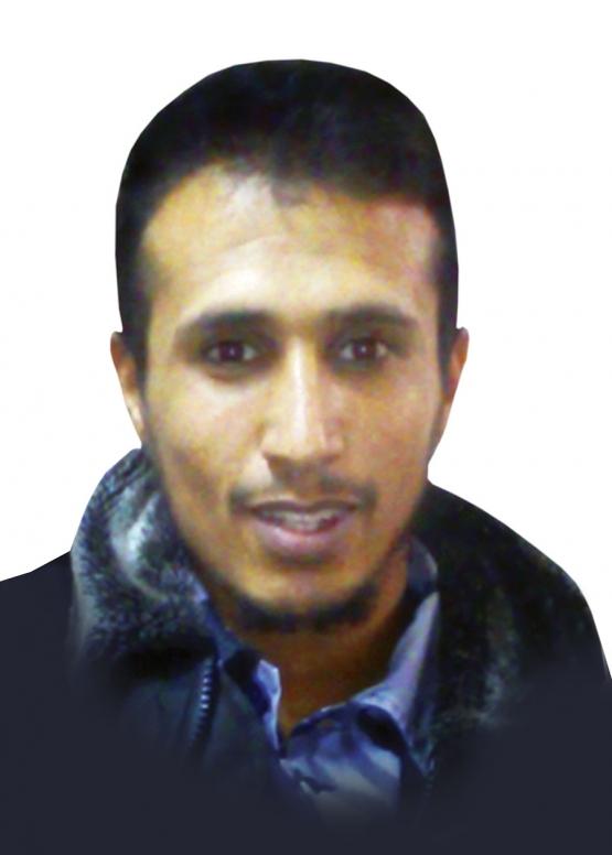 الشهيد القسامي / إبراهيم سليمان صباح