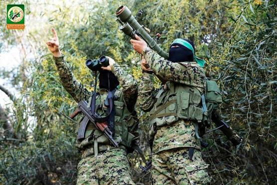 كتائب القسام - سلاح الدفاع الجوي