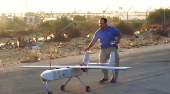 الشهيد المهندس محمد الزواري في غزة