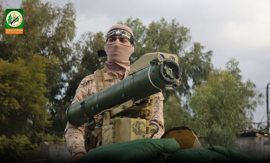 كتائب القسام - سلاح ضد الدروع