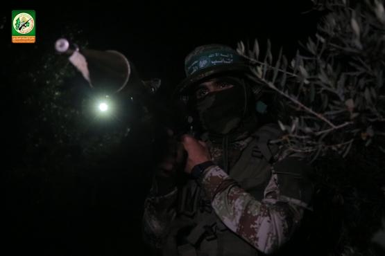 مرابطو القسام على الثغور