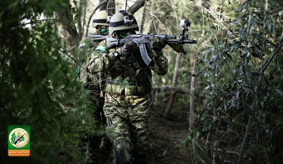كتائب القسام - قوات النخبة