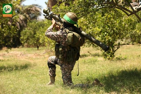 كتائب القسام - وحدة الدفاع الجوي