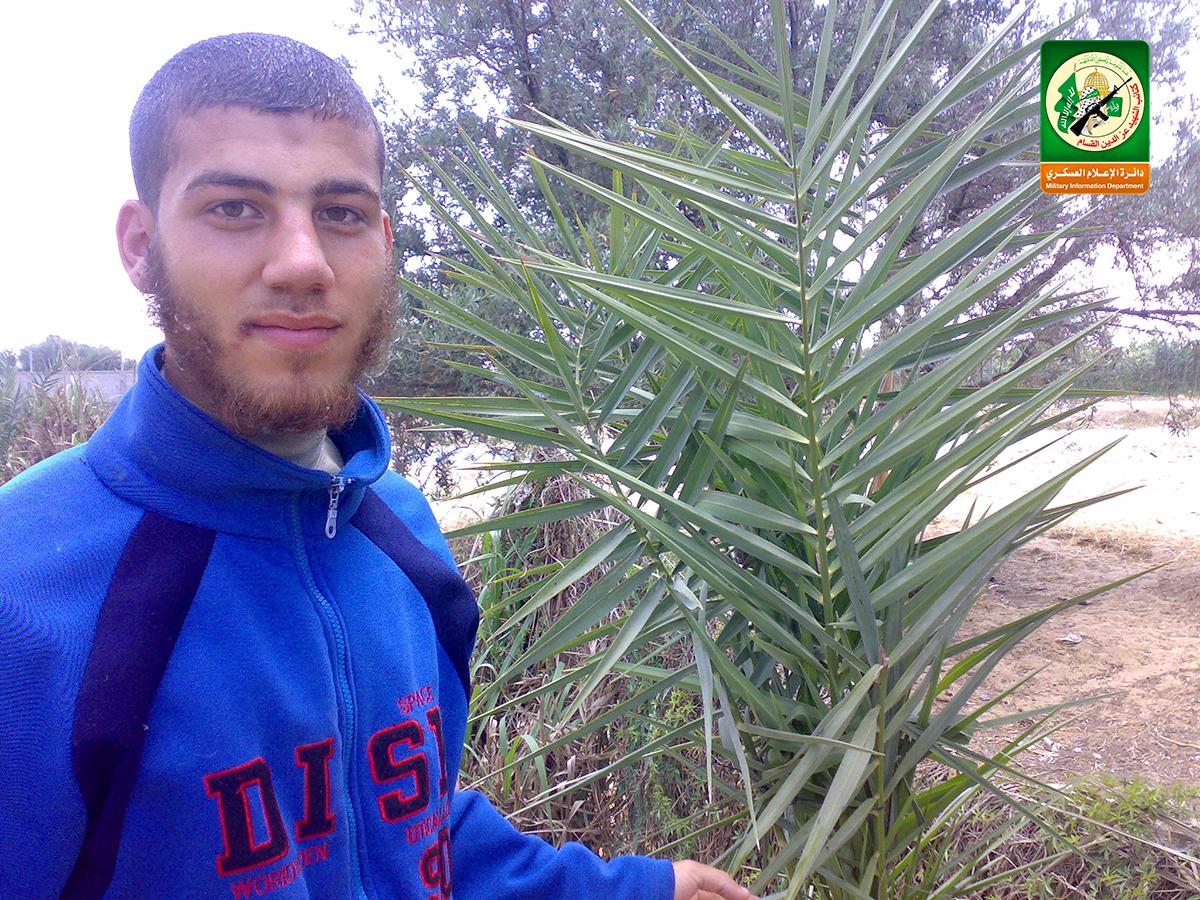 الشهيد القسامي / إبراهيم فريد ماضي