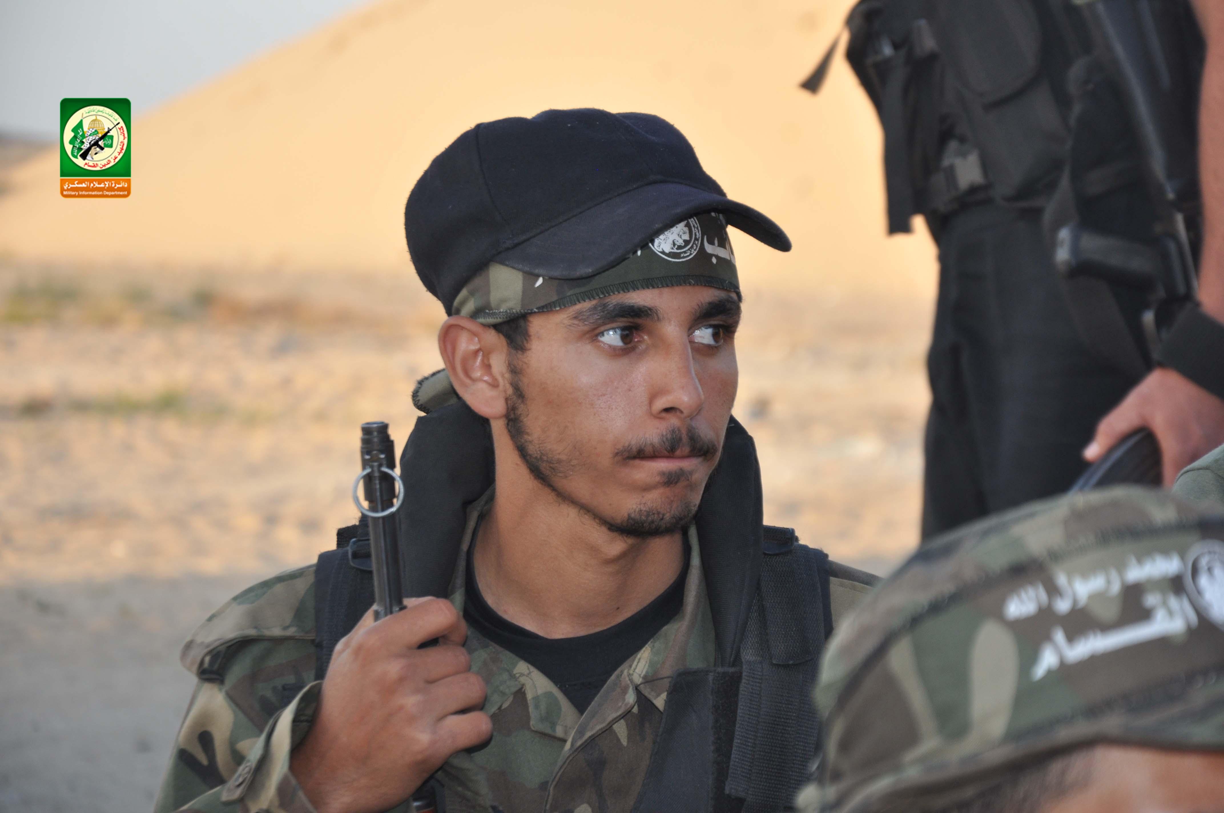 الشهيد القسامي / أمير صلاح الدين الرقب