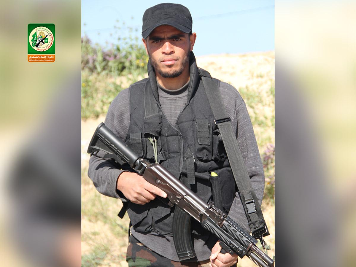 الشهيد القسامي / عامر عبد الروؤف محمد العزب