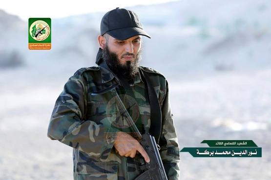 القائد الميداني / نور الدين محمد بركة