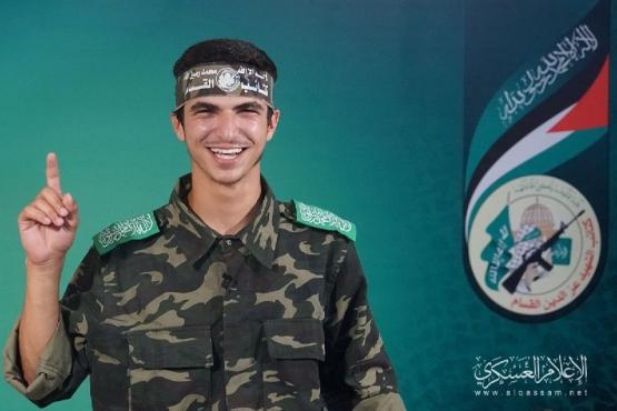 الشهيد القسامي / محمود النباهين