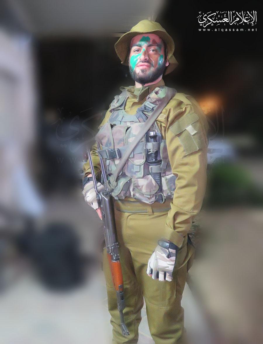 الشهيد القسامي / عز الدين القسام الحليمي