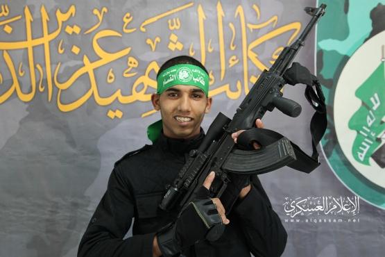 الشهيد القسامي المجاهد / معتصم فوزي أبو لولي