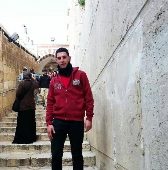 الاستشهادي القسامي / عبد الحميد أبو سرور