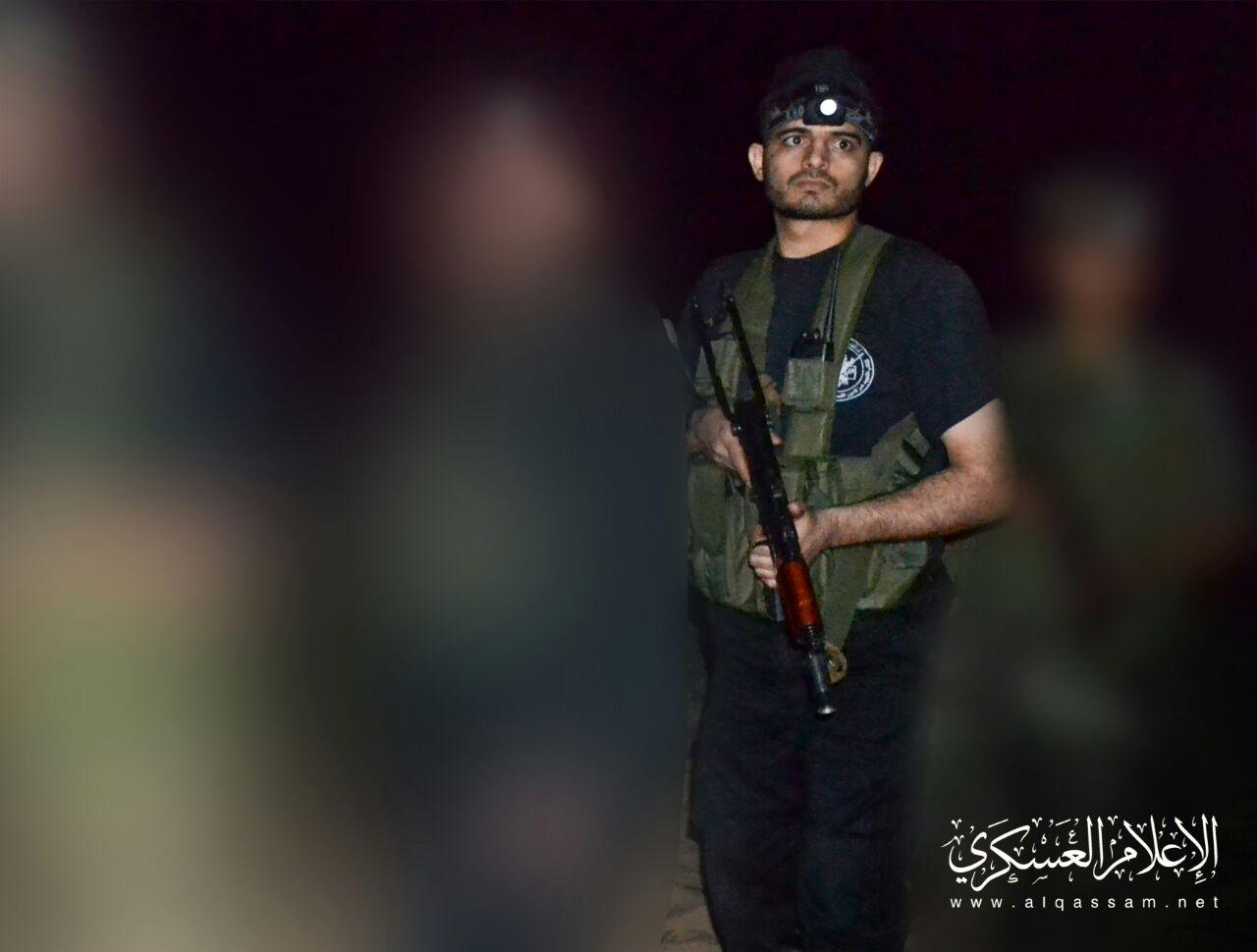 الشهيد القائد الميداني / حامد الخضري