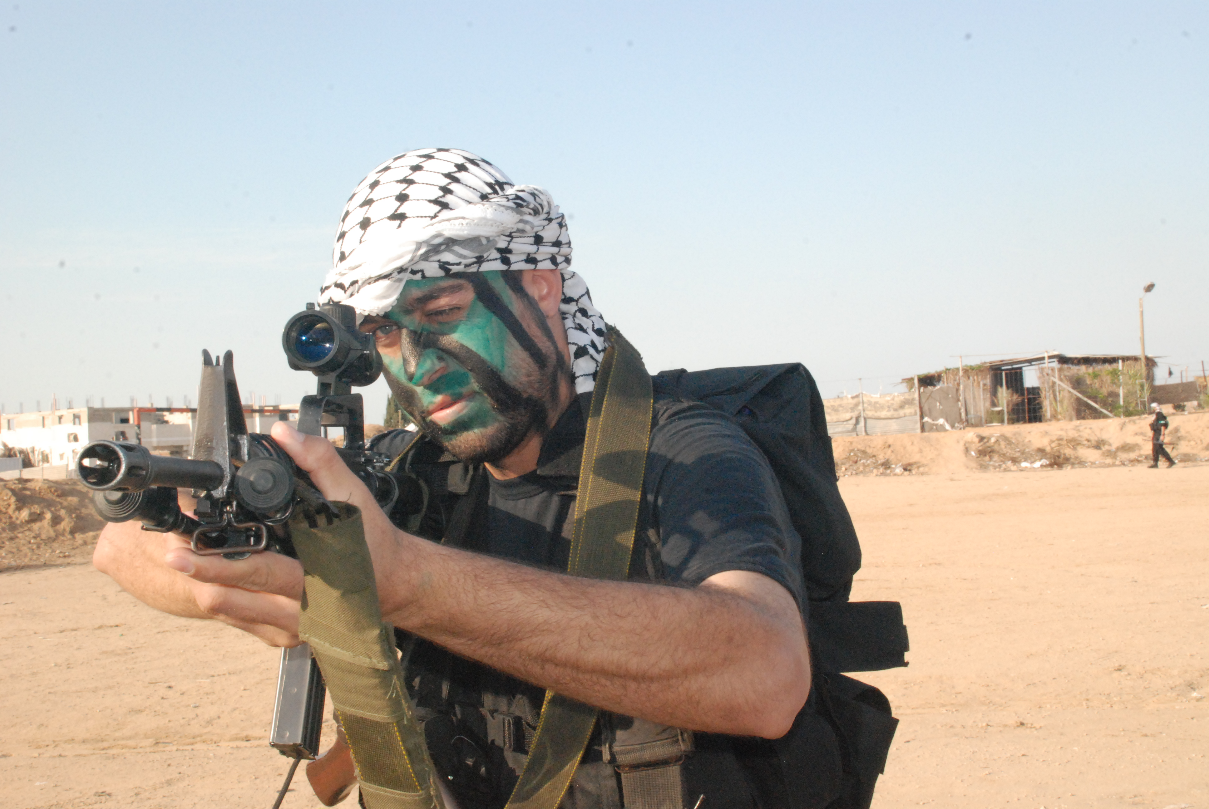الشهيد القسامي محمد رفيق العرعير