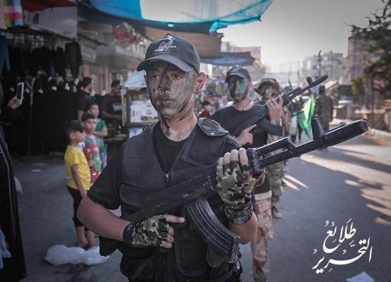 طلائع التحرير - اليوم الختمامي للمرحلة الاولى - لواء خانيونس