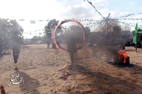 طلائع التحرير - اليوم الأول - لواء خانيونس