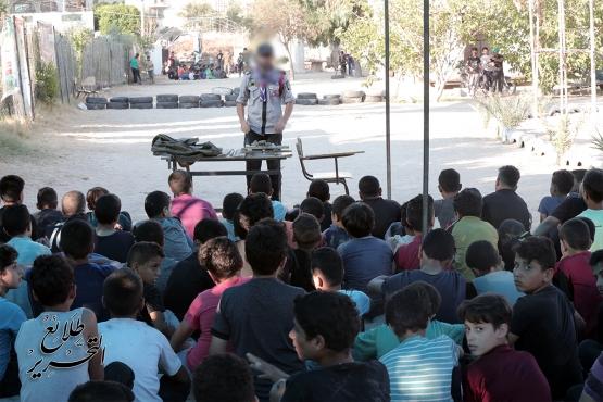 اليوم الثاني من المرحلة الثانية لطلائع التحرير - لواء غزة