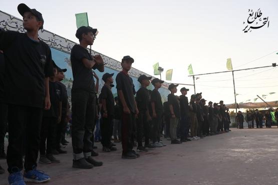 اليوم الثاني من المرحلة الثانية لطلائع التحرير - لواء الشمال