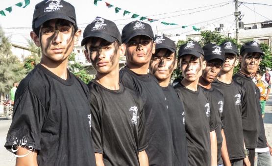 اليوم الأول من المرحلة الثانية لطلائع التحرير - لواء رفح