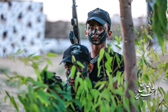 طلائع التحرير - اليوم الرابع- لواء غزة