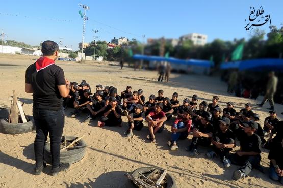 اليوم الثالث من المرحلة الثانية لطلائع التحرير - لواء الشمال