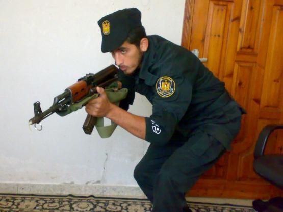 الشهيد القسامي/ مازن الشرباصي