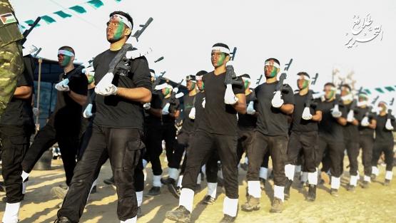 تخريج إحدى دفعات مخيمات «طلائع التحرير»
