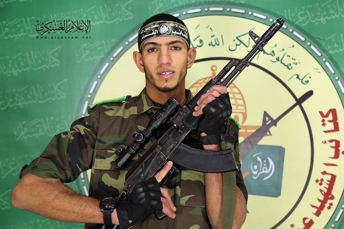 الشهيد القسامي / محمد أيمن القرا