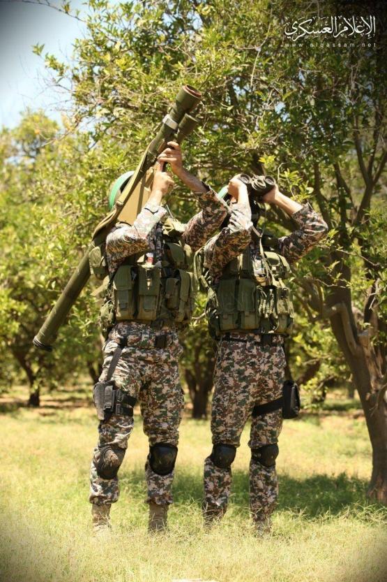 كتائب القسام - الدفاع الجوي