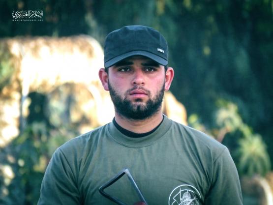 الشهيد القسامي / محمد بريكة