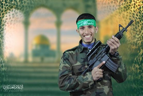 القائد الميداني / أحمد أبو معيلق