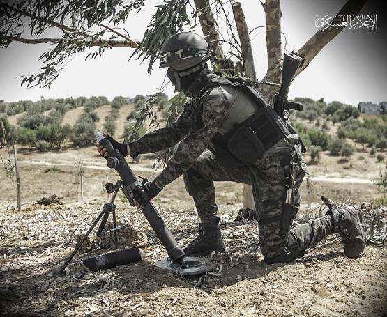 كتائب القسام - سلاح المشاة