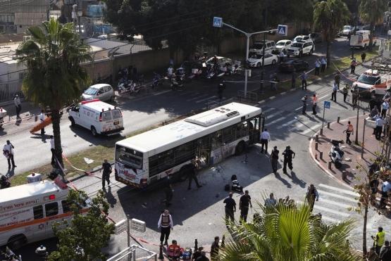 تفجير الحافلة رقم 142 في تل أبيب
