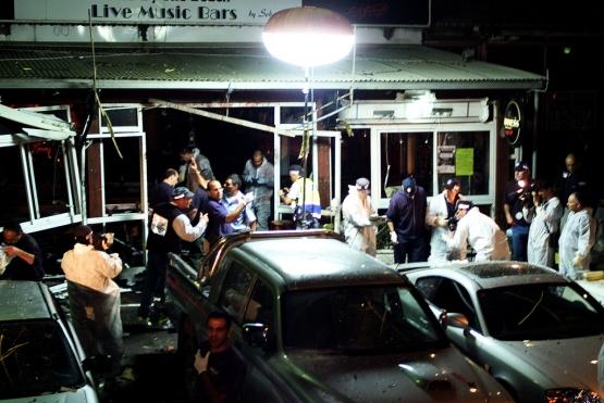 عملية مقهى «بلاس» في تل أبيب