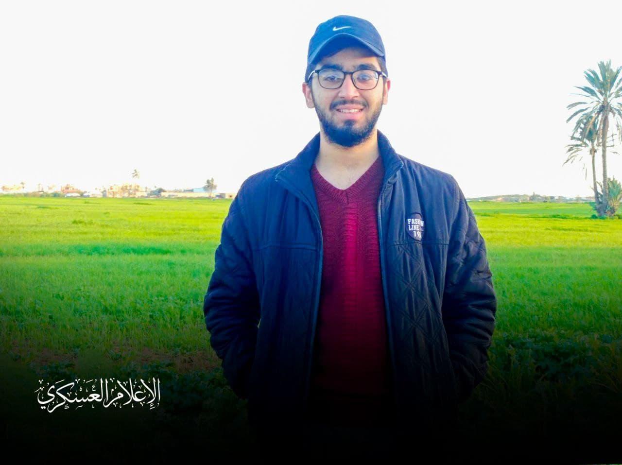 الشهيد القسامي / إبراهيم أحمد الشنباري
