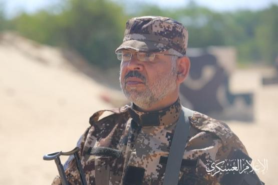 القائد القسامي / جمعة عبد الله محمد الطحله
