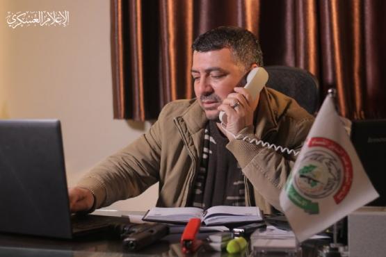 القائد القسامي / وائل عبد الكريم علي عيسى