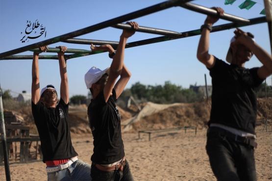 فعاليات مخيمات طلائع التحرير - سيف القدس - اليوم الثالث - ألبوم 1