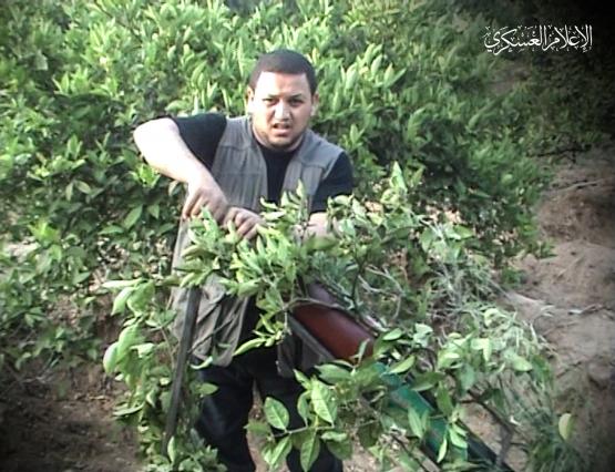 القائد القسامي المجاهد رياض أديب النحال